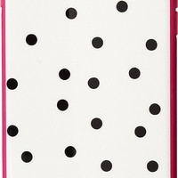 Kate Spade New York Women's Dancing Dot Phone Case for iPhone 7 Plus/iPhone 8 Plus Cream Multi One Size