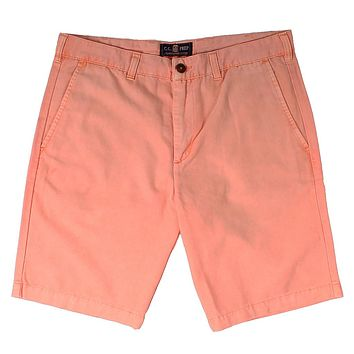 The Charlottesville Orange Short by Country Club Prep
