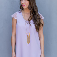 Lovely Lavender Dress