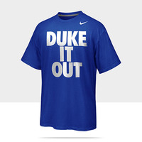 Check it out. I found this Nike Campus Roar (Duke) Men's T-Shirt at Nike online.