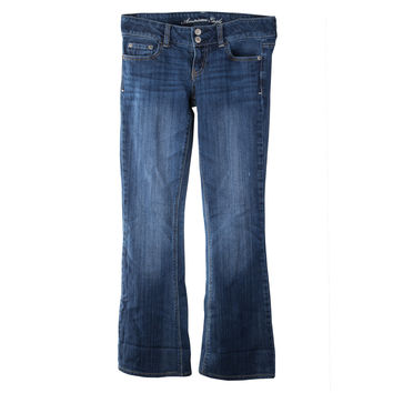 AMERICAN EAGLE - Women's Size 4R Stretch Bootcut Jeans