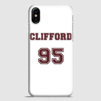 5Sos Shirt Hood 96 Shirt Calum Hood iPhone X Case