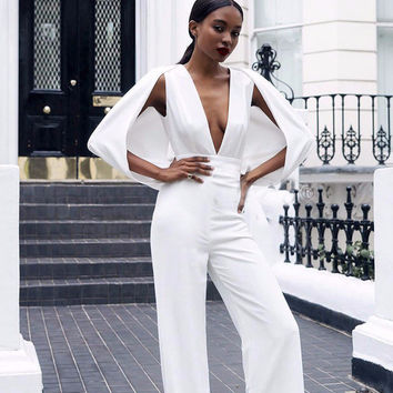 Dawn Bandage Jumpsuit