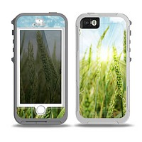 The Sunny Wheat Field Skin for the iPhone 5-5s OtterBox Preserver WaterProof Case