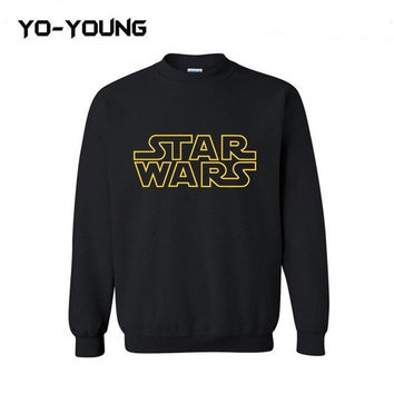 Star Wars Golden Sweatshirt