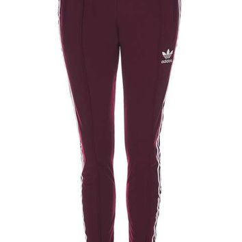 Maroon Track Pant by Adidas Originals - New In This Week - New In