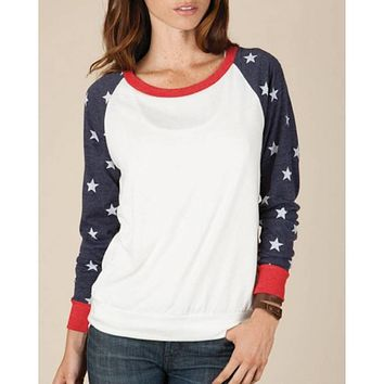 Stars and Stripes Forever Top