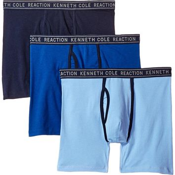 Kenneth Cole Reaction Mens 3PK Tagless Boxer Briefs