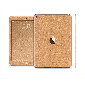 The CorkBoard Skin Set for the Apple iPad Air 2