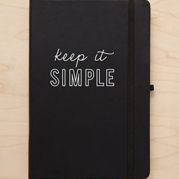 Eccolo Keep It Simple Journal