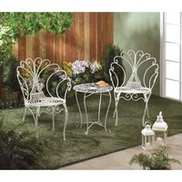 Peacock Outdoor Garden And Patio Set