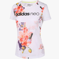 """Adidas""Fashion Casual Pattern Letter Short Sleeve T-shirt"