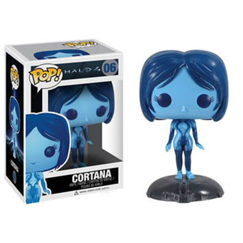 Funko POP! Halo 4 - Vinyl Figure - CORTANA (4 inch): BBToyStore.com - Toys, Plush, Trading Cards, Action Figures & Games online retail store shop sale