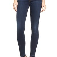7 For All Mankind® b(air) Ankle Skinny Jeans (Bair Tranquil Blue) | Nordstrom