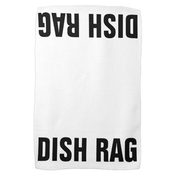 Obvious DISH RAG Hand Towel