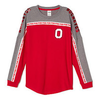 The Ohio State Univeristy Bling Varsity Crew - PINK - Victoria's Secret