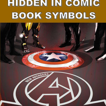 African Cosmology Hidden In Comic Book Symbol