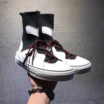 Givenchy High Socks Shoes