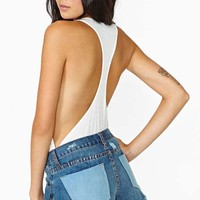 One Teaspoon Bonitas Cutoff Shorts - Starstruck