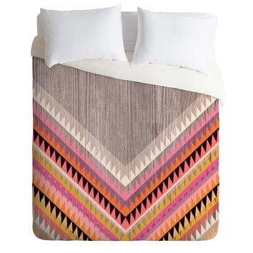 Iveta Abolina Boardwalk Duvet Cover