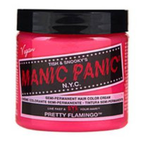 Manic Panic ~ Semi-Permanent Hair Dye ~ Pretty Flamingo