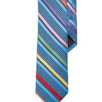 Michael Kors Patterned Slim Fit Tie