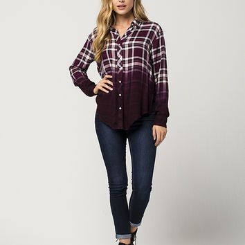 WHITE CROW Open Arms Flannel Shirt | Shirts & Flannels