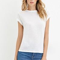 Classic Knit Tee