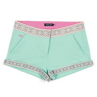 The Hannah Short in Mint by Southern Marsh - FINAL SALE