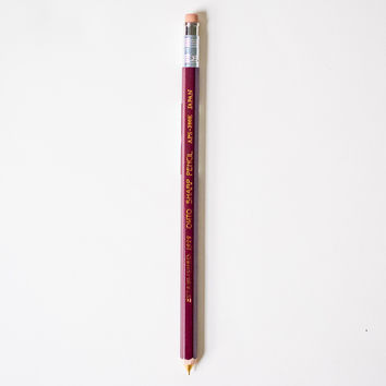 OHTO 0.5mm Wooden Mechanical Pencil