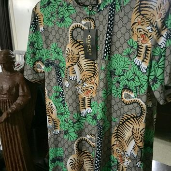 Gucci T Shirt 'Size Eu 2XL' (Exclusive Bengal Collection!!)