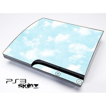 Cloudy Skin for the Playstation 3
