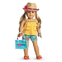 American Girl® Dolls: Sunny Isle Outfit & Tote Set for Dolls