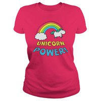 Unicorn Power T Shirt