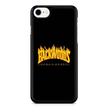 Backwoods Thrasher iPhone 8 Case