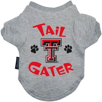 DCCKT9W Texas Tech Red Raiders Tail Gater Tee Shirt
