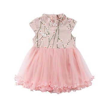 Fashion Kids Girl Princess Dress Party Wedding Photograph Bridesmaid Tutu Net Yarn Dress