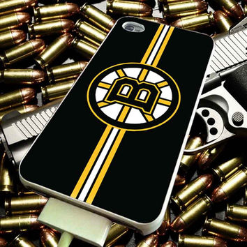 Boston Bruins Grunge Hockey for iPhone 4/4s/5/5s/5c/6/6 Plus Case, Samsung Galaxy S3/S4/S5/Note 3/4 Case, iPod 4/5 Case, HtC One M7 M8 and Nexus Case ***