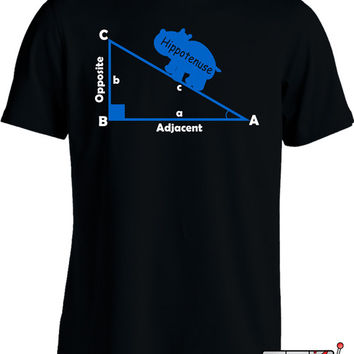 Funny Math Shirt Gifts For Nerds Geek T Shirt Joke Geekery Mens Tee MD-92