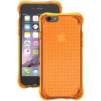 Ballistic Iphone 6 And 6s Jewel Case (neon Orange Translucent)