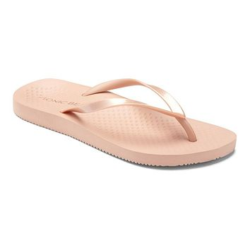 Vionic Beach - Noosa Sandal | Rose Gold