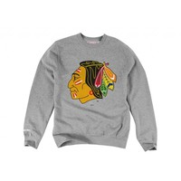 Crew Chicago Blackhawks - Mitchell & Ness