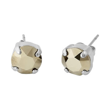 Spark Stud Earrings in Swarovski Crystal