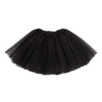 2016 Hottest Girl Princess Petti Skirt Party Ballet Tutu Skirt Mini Baby Kids For Girls Candy Color Fress Shipping