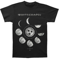 Whitechapel Men's  Psychle T-shirt Black