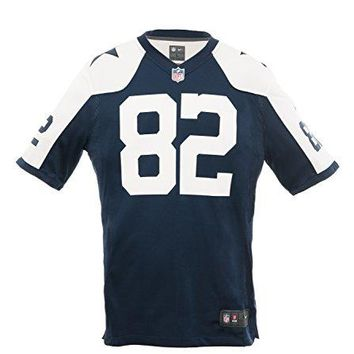 Nike Men's Jason Witten #82 Dallas Cowboys NFL Game Replica Throwback Jersey (Medium)