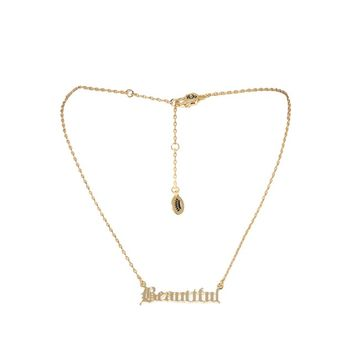 Beautiful Name Plate Necklace