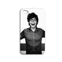 Ashton Irwin Phone Case Cute iPhone Case 1 Direction iPod Case 1 D Cover iPhone 4 iPhone 5 iPhone 5s Case iPhone 4s iPod 4 Case iPod 5 Case