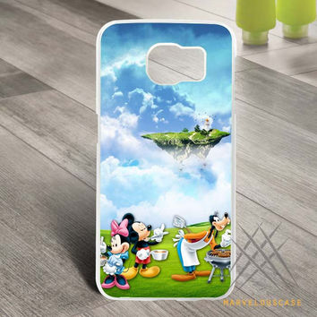 disney 2 Custom case for Samsung Galaxy