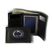 Penn State Nittany Lions NCAA Embroidered Trifold Wallet
